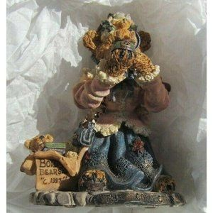 The Collector Boyds Bears Style Number 227707